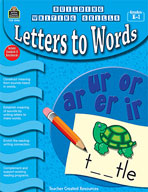 Building Writing Skills: Letters to Words (Enhanced eBook)