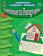 Building Writing Skills: Sentences to Paragraphs (Enhanced eBook)