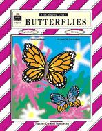 Butterflies Thematic Unit (Enhanced eBook)