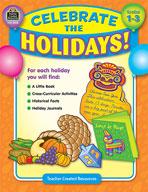 Celebrate the Holidays: Grades 1-3 (Enhanced eBook)