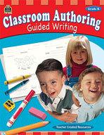 Classroom Authoring: Kindergarten