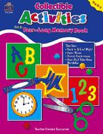 Collectible Activities for a Year-Long Memory Book (Enhanced eBook)