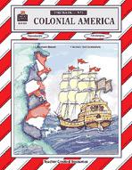 Colonial America Thematic Unit (Enhanced eBook)
