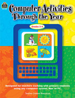 Computer Activities Through the Year (Enhanced eBook)