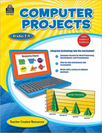 Computer Projects: Grades 2-4 (Enhanced eBook)