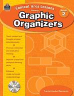 Content Area Lessons Using Graphic Organizers: Grade 2 (Enhanced eBook)