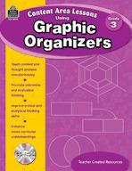 Content Area Lessons Using Graphic Organizers: Grade 3 (Enhanced eBook)