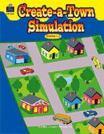 Create-a-Town Simulation (Enhanced eBook)
