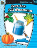 Creative Kids: Art for All Seasons (Enhanced eBook)
