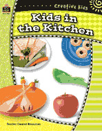 Creative Kids: Kids in the Kitchen (Enhanced eBook)