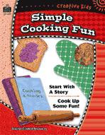 Creative Kids: Simple Cooking Fun (Enhanced eBook)