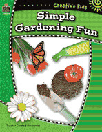 Creative Kids: Simple Gardening Fun (Enhanced eBook)