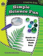 Creative Kids: Simple Science Fun (Enhanced eBook)