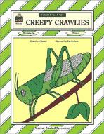 Creepy Crawlies Thematic Unit