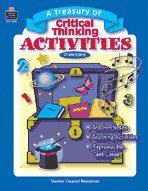 Critical Thinking Activities (Challenging) (Enhanced eBook)