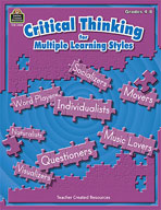 Critical Thinking for Multiple Learning Styles (Enhanced eBook)