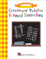 Crossword Puzzles & Word Searches