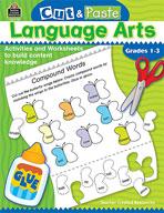 Cut and Paste: Language Arts (Enhanced eBook)