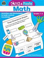 Cut and Paste: Math (Enhanced eBook)