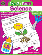 Cut and Paste: Science (Enhanced eBook)