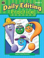 Daily Editing Practice (Enhanced eBook)