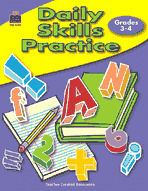 Daily Skills Practice Grades 3-4