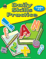 Daily Skills Practice Grades 4-5