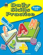 Daily Skills Practice: Grades 5-6 (Enhanced eBook)