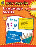 Daily Warm-Ups: Language Skills: Grade 3 (Enhanced eBook)