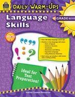 Daily Warm-Ups: Language Skills: Grade 6 (Enhanced eBook)