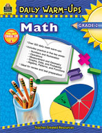 Daily Warm-Ups: Math: Grade 2 (Enhanced eBook)