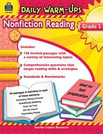 Daily Warm-Ups: Nonfiction Reading (Grades 1) [Enhanced eBook]