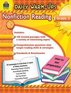 Daily Warm-Ups: Nonfiction Reading (Grades 3) [Enhanced eBook]