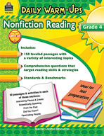 Daily Warm-Ups: Nonfiction Reading (Grades 4)
