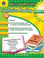 Daily Warm-Ups: Nonfiction Reading (Grades 4) [Enhanced eBook]