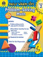 Daily Warm-Ups: Problem Solving Math: Grade 2
