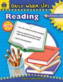 Daily Warm-Ups: Reading, Grade 2