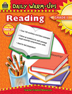 Daily Warm-Ups: Reading, Grade 3 (Enhanced eBook)