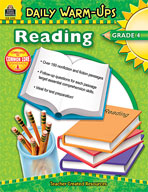 Daily Warm-Ups: Reading, Grade 4