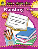 Daily Warm-Ups: Reading: Grade 5 (Enhanced eBook)