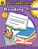 Daily Warm-Ups: Reading: Grade 6 (Enhanced eBook)