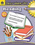 Daily Warm-Ups: Reading Grade 8 (Enhanced eBook)