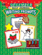 December Daily Journal Writing Prompts (Enhanced eBook)