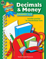 Decimals & Money Grades 3-4