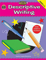 Descriptive Writing: Grades 6-8 (Meeting Writing Standards Series) (Enhanced eBook)