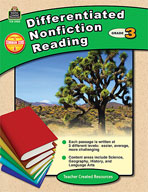 Differentiated Nonfiction Reading Grade 3 (Enhanced eBook)