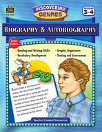 Discovering Genres: Biography and Autobiography (Enhanced eBook)