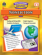Discovering Genres: Nonfiction