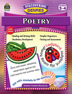Discovering Genres: Poetry