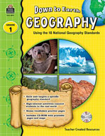 Down to Earth Geography: Grade 1 (Enhanced eBook)